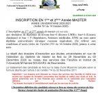 INSCRIPTION EN MASTER ANNÉE UNIVERSITAIRE 2020-2021_Page_1